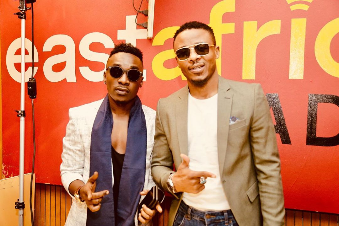 "Killy brings Alikiba on board a great jam ""Gubu"""