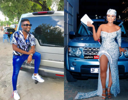 Hamisa Mobetto claps back after Diamond Platnumz gay friend trolls her for the new car she bought herself