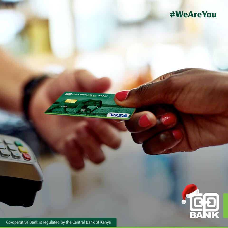 A million reasons why the Co-op Bank Visa Card shouldn't ever be left behind, this festive season!