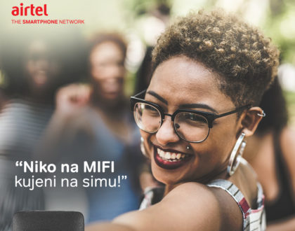 Airtel launches Kenya's best, no expiry rates for data and voice