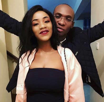 Meet comedian Dr Ofweneke's hot girlfriend that will leave many jealous!