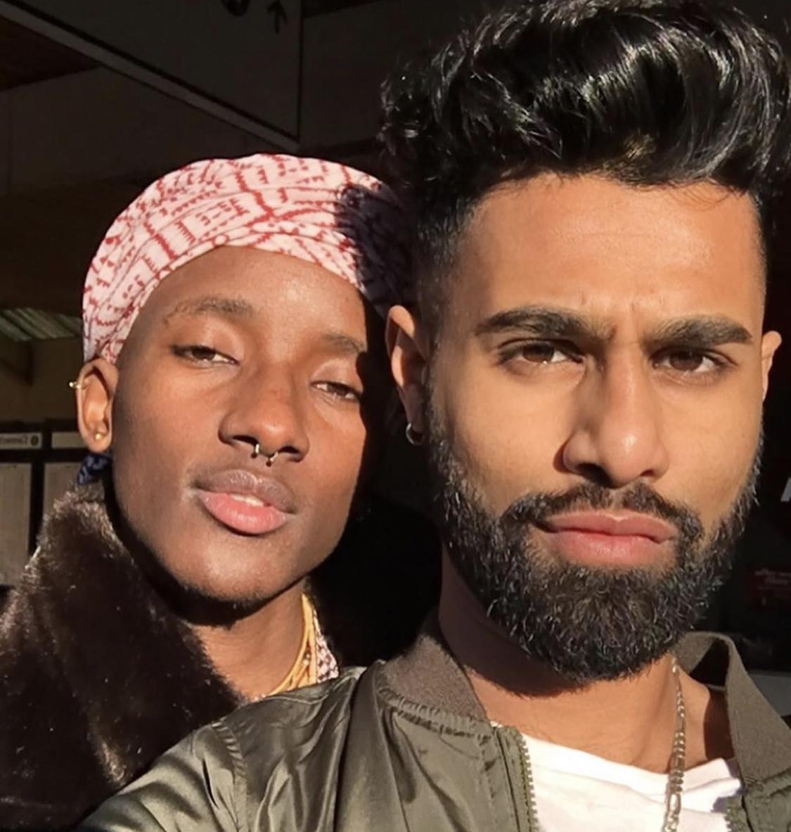 """Weh life inakupeleka aje na kabambe yako!"" Former Machachari actor Almasi shades haters critiquing his sexuality"