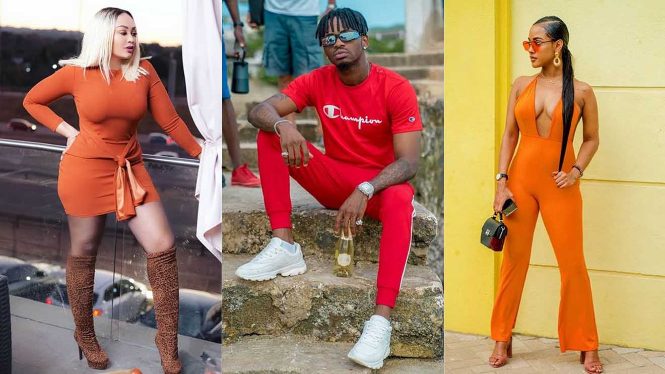 ¨She is real and does not show off¨ Diamond takes a jibe at ex, Zari while celebrating Tanasha Donna