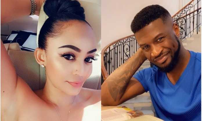 Friends for keeps! Zari Hassan and a dear P-Square´s Peter Okoye, re-ignite the flames [video]