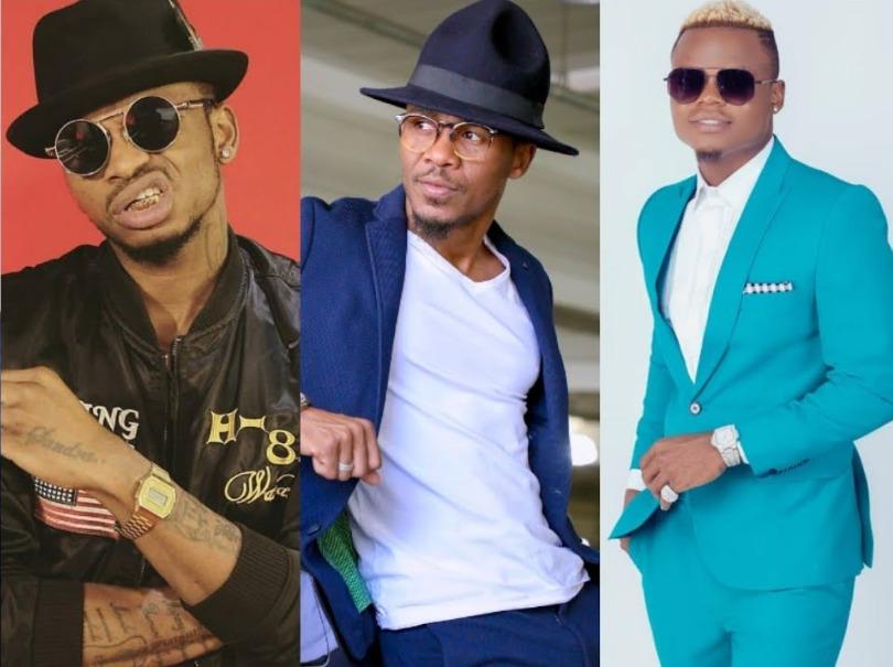 Diamond and his squad, ridicule Harmonize and Ali Kiba´s upcoming ¨struggling¨ concert