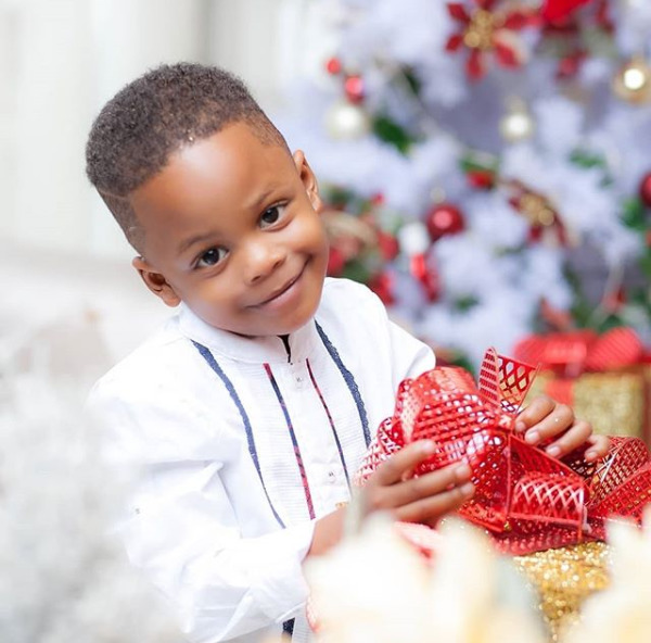 ¨Daddy Loves You!¨ Diamond´s sweet message to his son Nillan as he turns 3