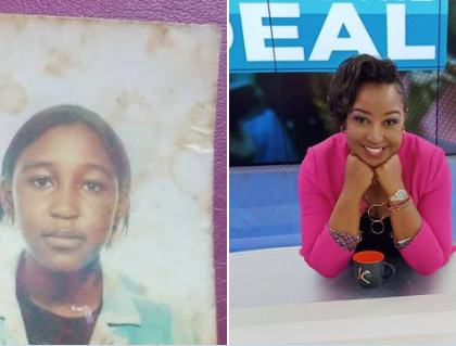 Pesa ni sabuni! Betty Kyallo´s rusty TBT photo lights up the Internet
