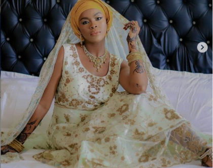 Why Diamond missed my wedding - Queen Darleen reveals