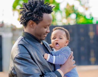 ¨I was a new parent and we did not know how to handle things¨ Singer Bahati opens up