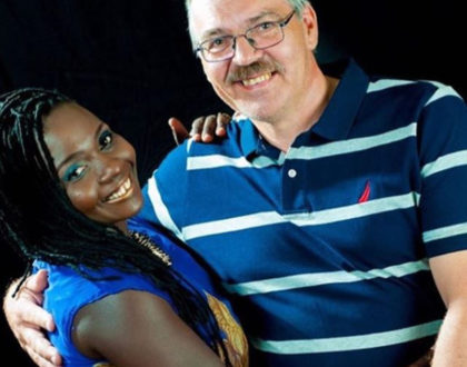 Nyota Ndogo responds to popular radio presenter asking whether her mzungu husband is good in bed!