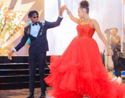 Tanasha Donna celebrates her main man on Valentine's Day!