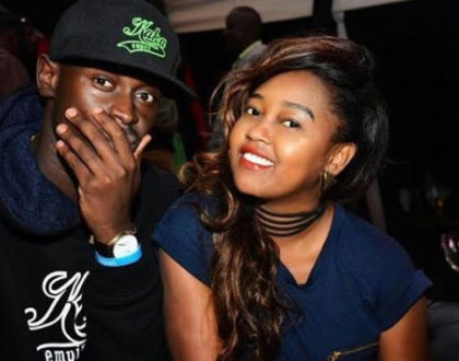 Weuh utawezana! Fan leaves King Kaka speechless with thirsty comment that will make his wife have sleepless nights!