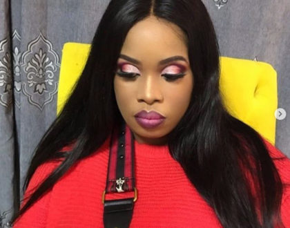 Bridget Achieng hospitalized!