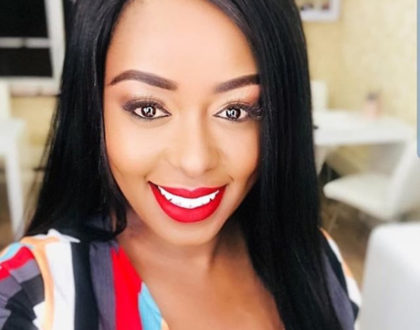 Lilian Muli sends herself a love message on Valentine's Day, Claps back at fan asking about Mr Ombogi