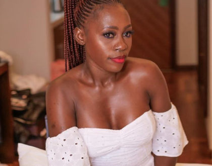 Akothee's daughter Rue dating MCA Tricky?