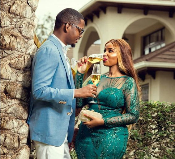 Anerlisa Muigai and Ben Pol cuddle each other with sweet words online, despite breakup speculations