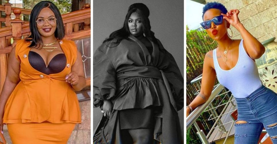 Kenyan personalities face off Huddah Monroe over her ´mean´ plus-size women comments