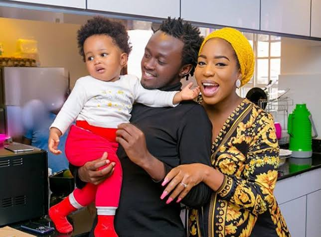 5 years and counting! Bahati reveals secret behind his happy successful marriage to Diana Marua