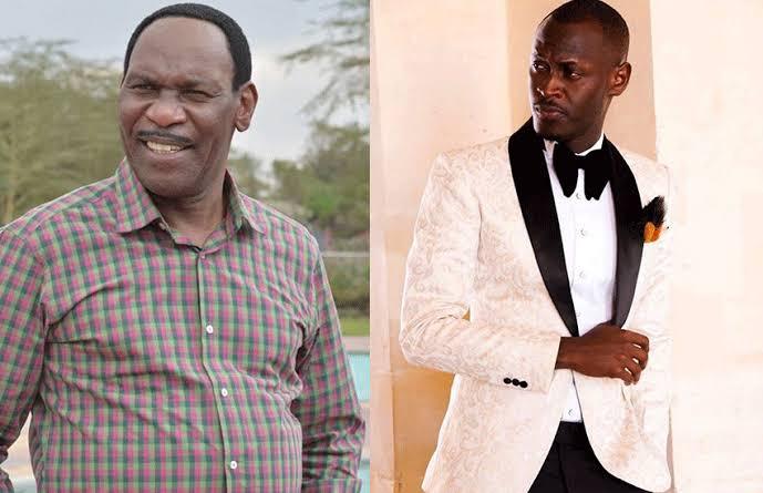 ¨We will not interfere with the production!¨ Dr Ezekiel Mutua declares, regarding King Kaka´s ¨Wajinga Nyinyi¨ rap