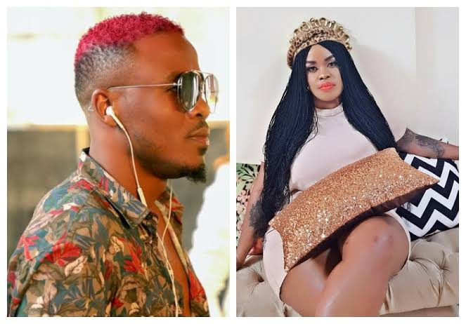 The way he used to wine his waist made me love struck - Bridget Achieng reveals how Ali Kiba´s love charm got them dating