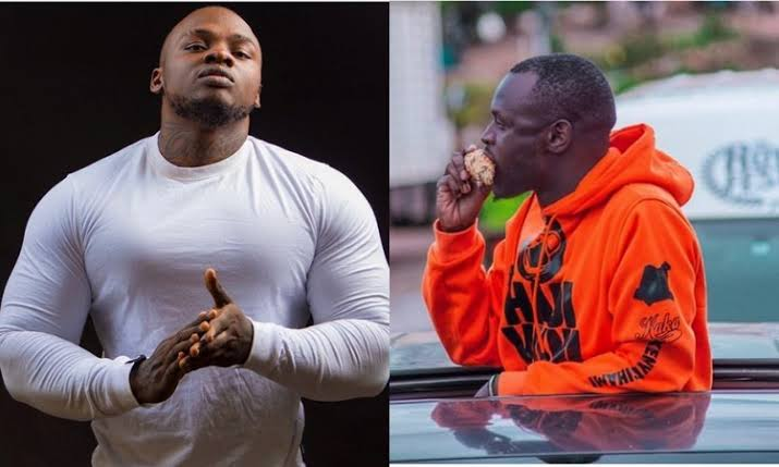 ¨Just let me know when you Need me¨ Khaligraph freely volunteers to be King Kaka´s bodyguard for 2 weeks running
