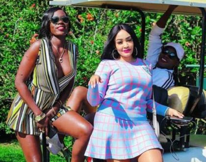 Akothee and Zari Hassan´s untamed public rant lights up the Internet [videos]