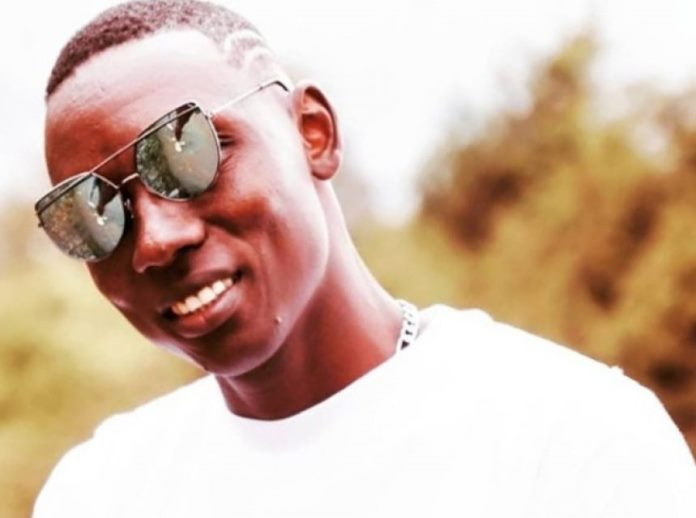 With the International music collabos there is no doubt Kaka B is the next big thing