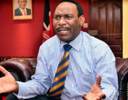 Exekiel Mutua represents everything Kenyan youth dislike about the Government of Kenya