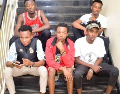 Sailors gang