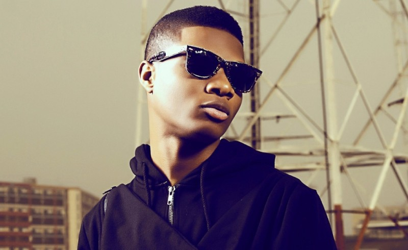 Wizkid's new jam with Blaq Jerzee and StarBoy dubbed 'Blow' is a big tune (Video)