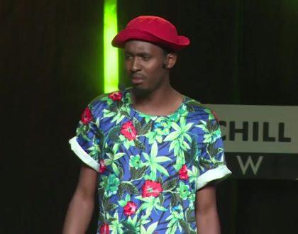 Churchill Show's Jasper Murume drops debut single 'Sasa Pambana' and it's absolutely hilarious (Video)
