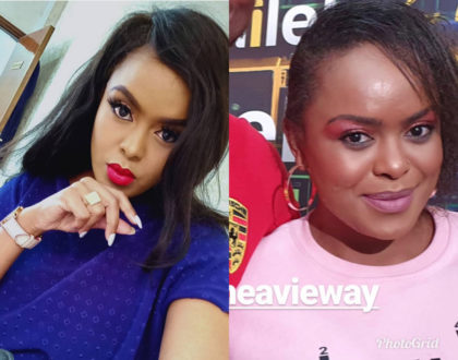 Vitu kwa ground ni different! Avril leaves fans talking after her unfiltered photos surface online