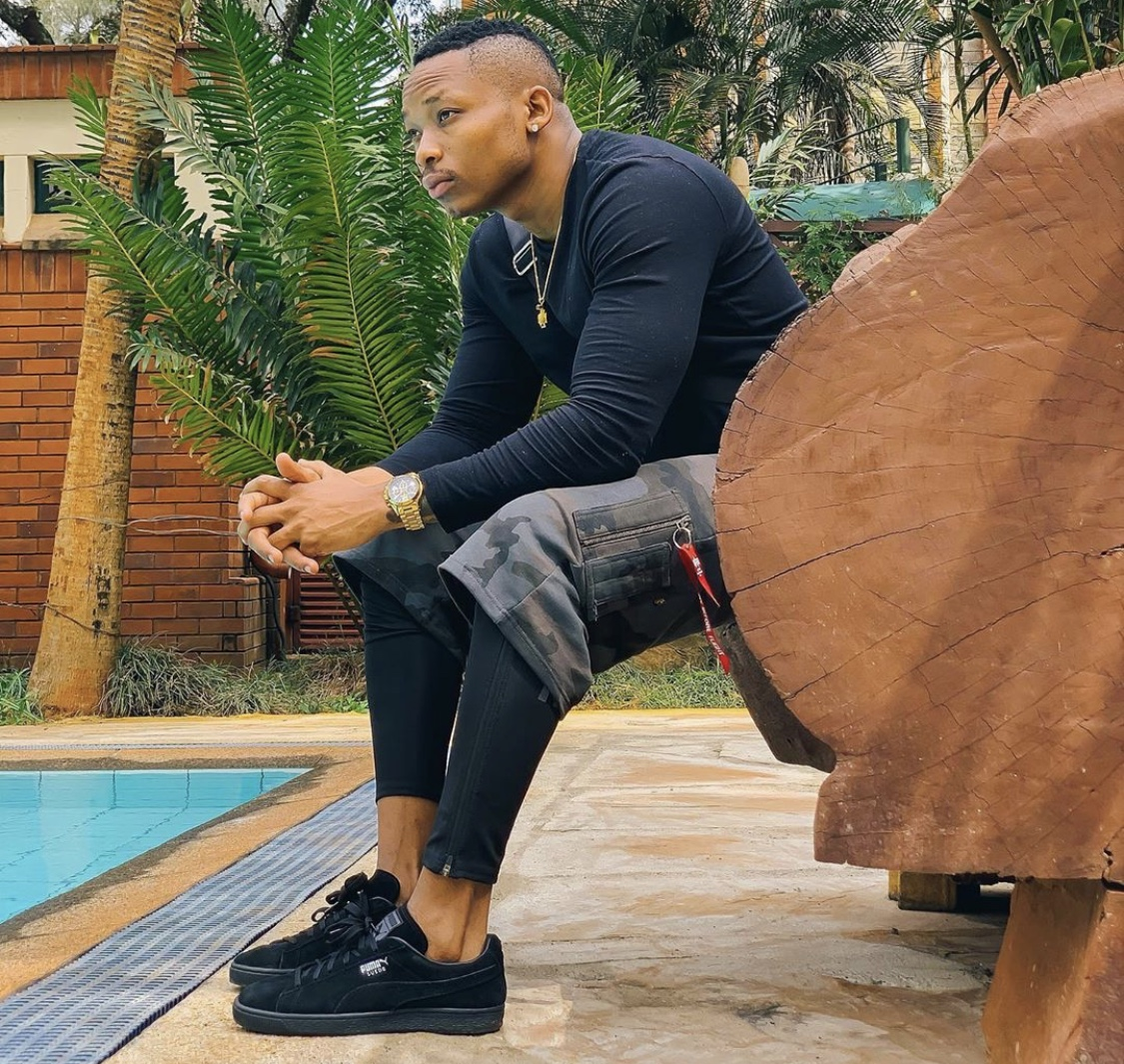 Otile Brown reveals why he has no interest in scooping music awards