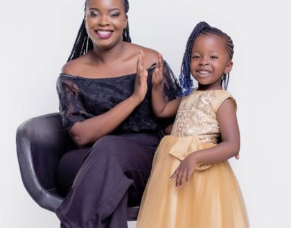 """""""Mueni needs a car and a house too!"""" Bahati's baby mama demands"""
