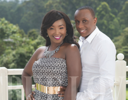 Kate actress and hubby throw lavish party as Baby K turns one month old [video]
