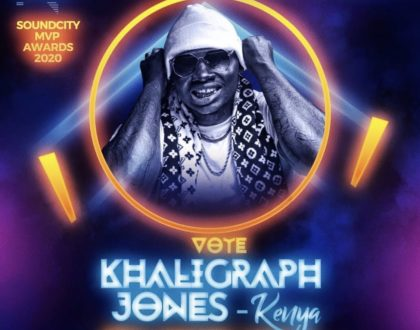 Respect the OG! Khaligraph Jones named as the best African rapper at the Soundcity MVP 2020 awards