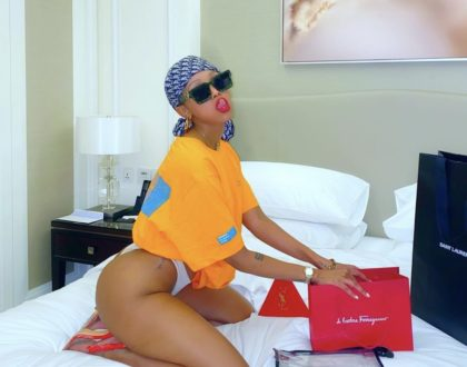 """I was a one night stand addict!"" Huddah confesses"