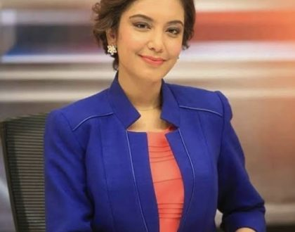 Fly with the angels! K24 news anchor Anjlee Gadhvi loses battle with cancer