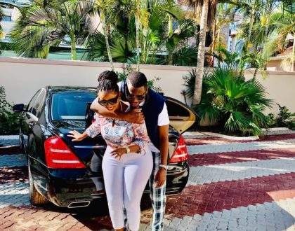 Ben Pol showers Anerlisa Muigai with praises as she celebrates 32rd birthday