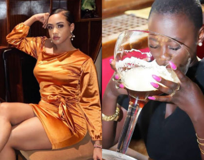 """You can edit your photos but you can't edit your real life!"" Is singer Akothee throwing shade at Tanasha Donna?"