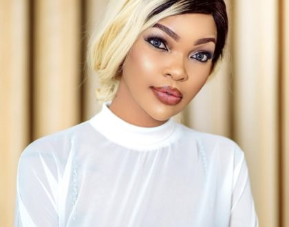 """My body is just the way I want it to be!"" Wema Sepetu hits back at body shaming fans"