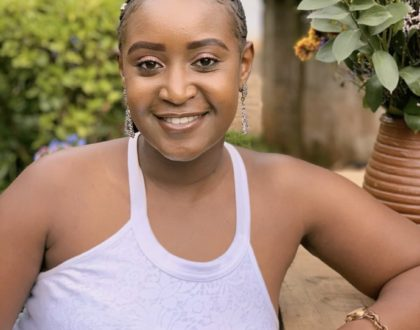 """Marriage comes to you, you don't go chasing it"" Mercy Kyallo reveals why she hasn't settled down yet"