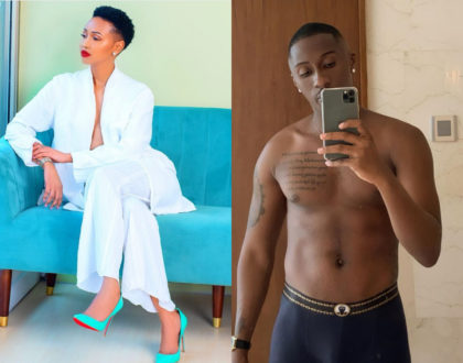Huddah rumored to be in Zanzibar with Vanessa Mdee's Ex boyfriend!
