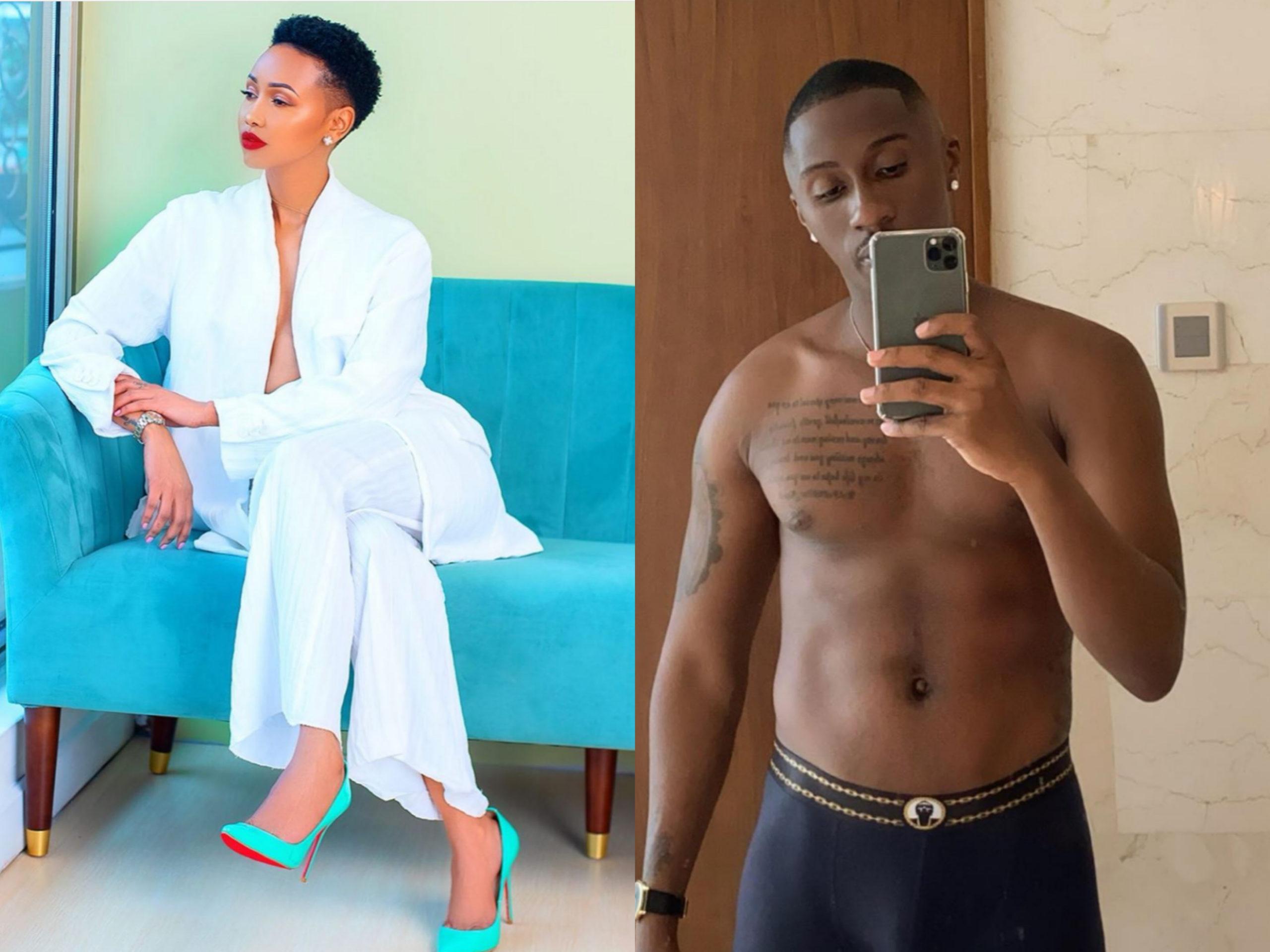 Huddah rumored to be in Zanzibar with Vanessa Mdee's Ex boyfriend!