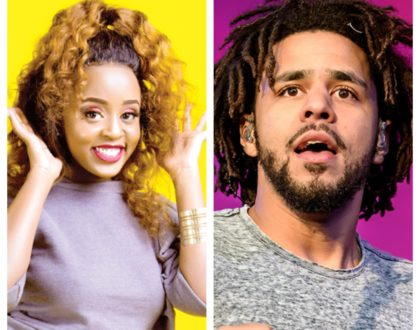 Nadia Mukami trolled for chasing clout, by using American rapper, J Cole as bait
