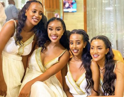 Meet Otile Brown's soon to be hot sisters in law!