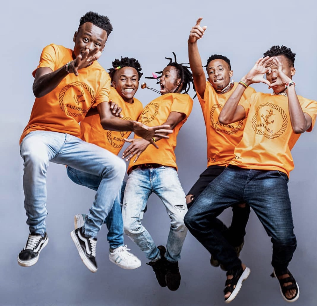 """Gengetone Kings Sailors gang back on the scene with another exciting song """"Dunda"""""""