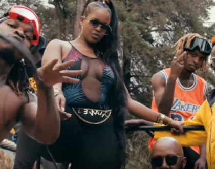 Ex Ray, Magix Enga, Timmy, Kristoff, Jua Cali and Harry Craze drop highly-anticipated jam 'Nyoka Ya Shaba' (Video)