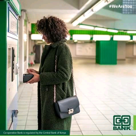 Easy steps to withdraw cash from a Co-op Bank ATM machine without an ATM card - and skip long queues at the bank