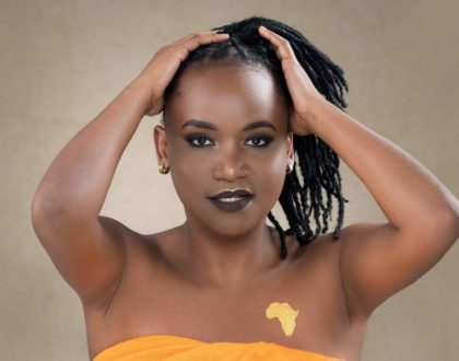 Rapper Fena Gitu retains her phenomenal status with a funky release tagged 'Hustle' alongside Magix Enga (audio)
